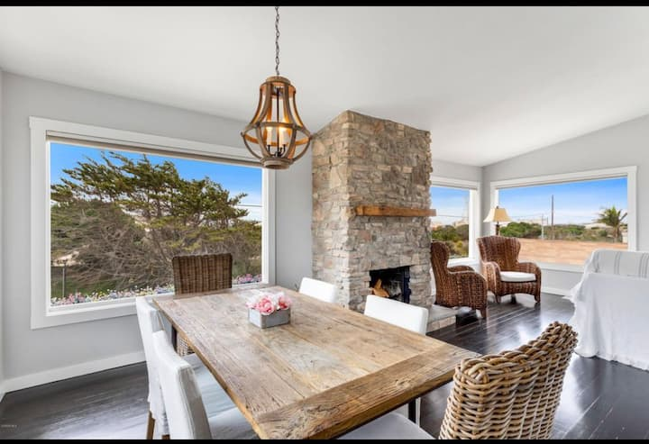 Beach House at Silver Strand, Channel Islands