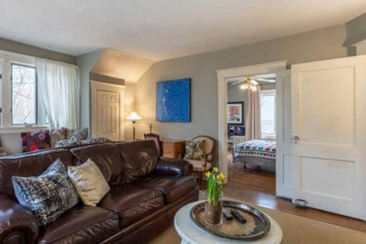 Charming Historic rental in the heart of the city