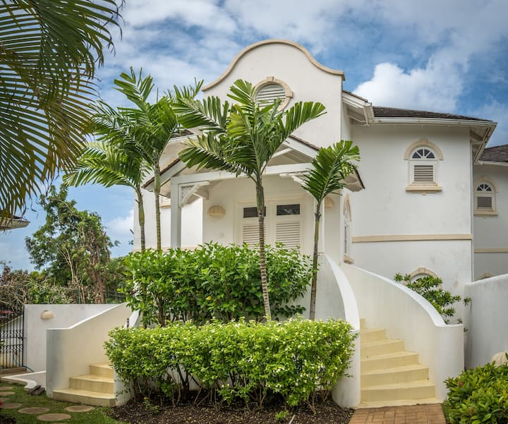 Approved 3 bed villa in Sugar Hill Estate St James