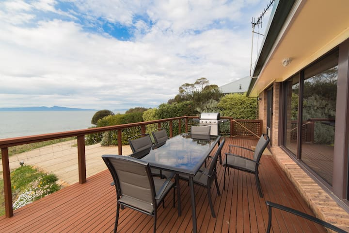 Swansea Beach House Oceanfront - Swansea - House