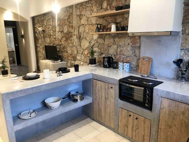 Delos beach Apartment