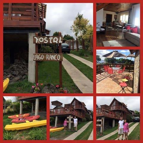 Hostal Lago Ranco en Familia - Los Lagos