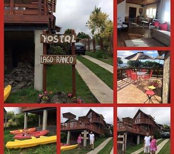 Hostal Lago Ranco en Familia - Los Lagos - Pousada