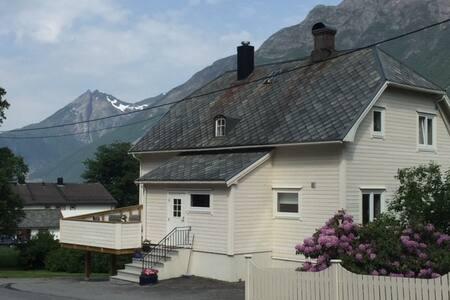 Mari garden in Sunnmøre Alps
