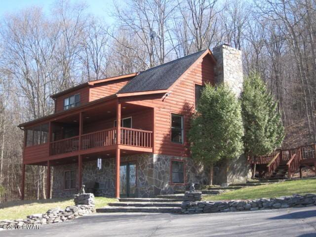 Million Dollar Mountain View Estate - Lackawaxen - Rumah