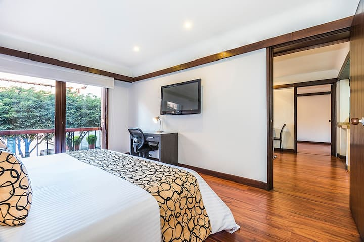 Apartamento Amoblado PL.