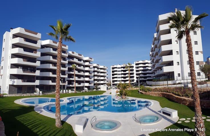 Beautiful apartment close to the sea