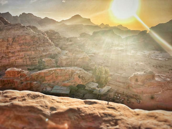 Petra experience