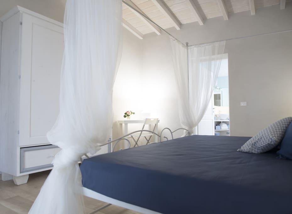 Camera da letto - Stanza di Paolina