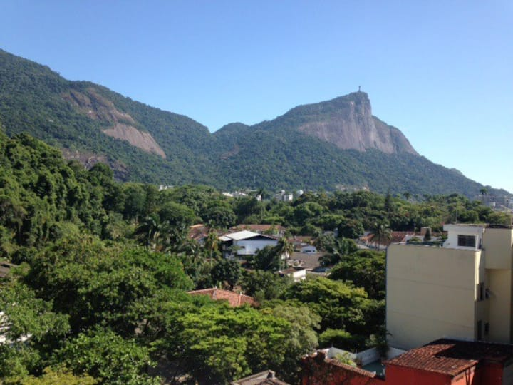 At the heart of Gávea