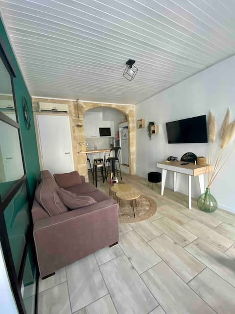 Superbe appartement t2 Aimargues