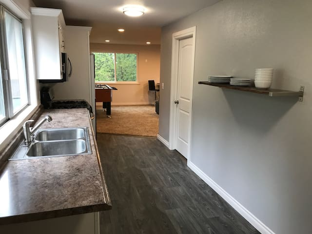 Spacious Apartment in Happy Valley - Clackamas - Appartamento
