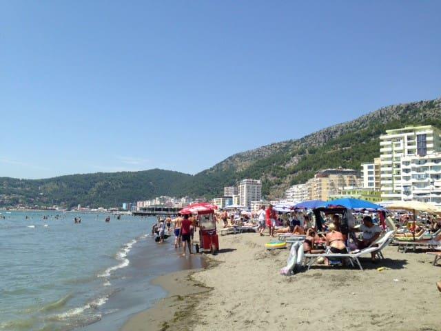 Balkan apartamentos