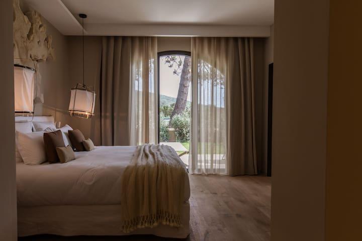 Villa Capraïa au coeur d'un domaine 5 étoiles