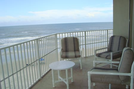 Direct Oceanfront Panoramic - Daytona Beach Shores - Daytona Beach Shores