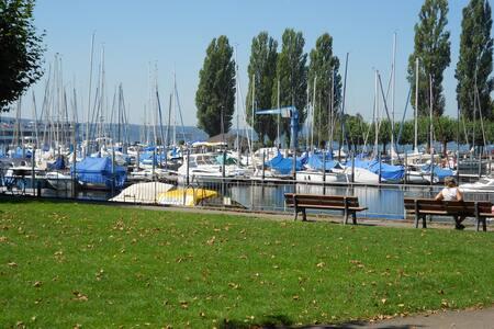 Feriendomizil am Sporthafen Unteruhldingen