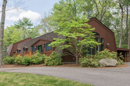 Guest House Lodging/Workshop Venue - Sherborn