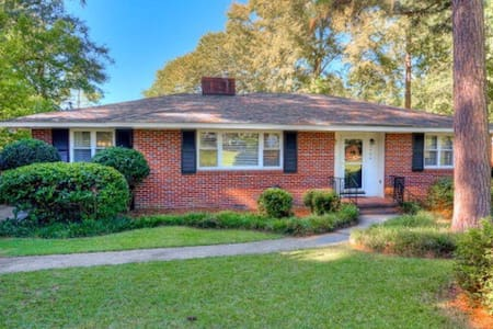 Walk to the Masters -Rental Home - Augusta
