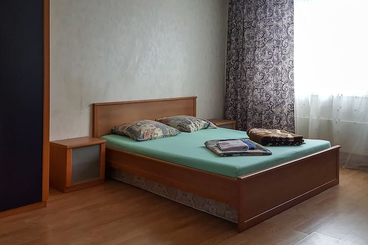 Flat in the west of Moscow / Квартира на западе