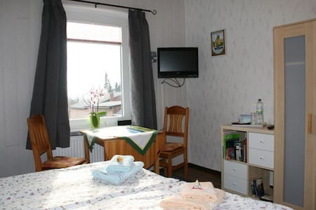 Lovely, quiet Appartement with WLAN - Neuenkirchen - Bed & Breakfast