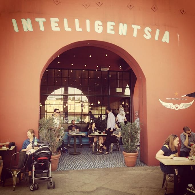 Bilde av Intelligentsia Coffee Silver Lake Coffeebar