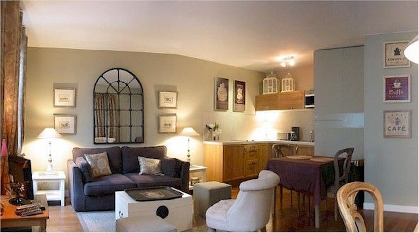 Appartement de haute qualité