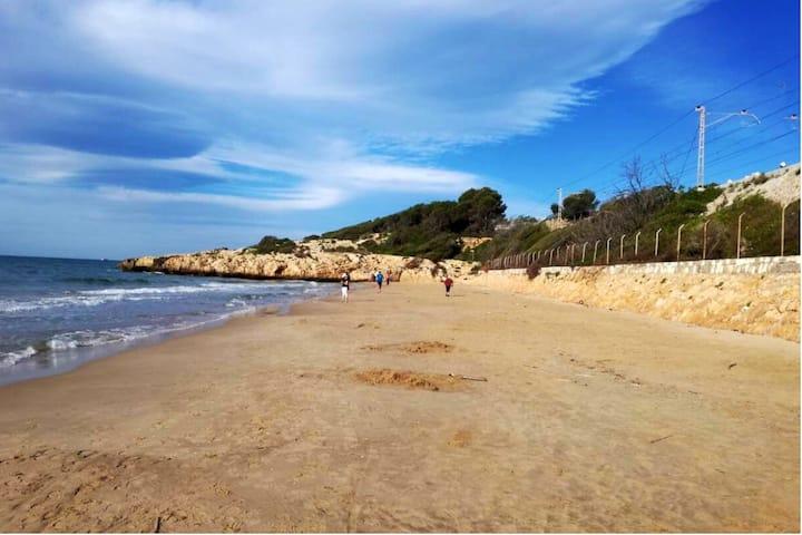 Tarragona playa larga apartment