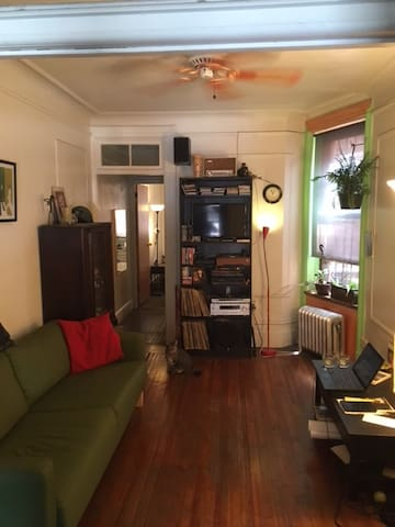 Cozy and private room in the East Village