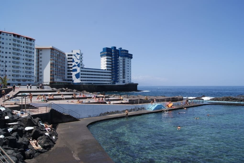 Apartamento acogedor a pie de playa apartamentos en for Alquiler de pisos en tacoronte