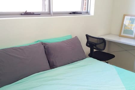 New Master Room with Ensuite全新主卧连卫浴 - Roseville - Apartment