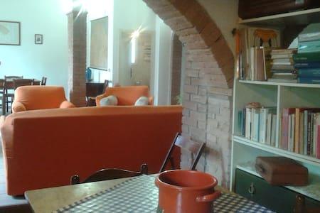 caratteristica tinaia ristrutturata - Luco di Mugello - Apartment