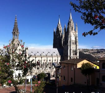 QUITO, CULTURAL CITY - Quito