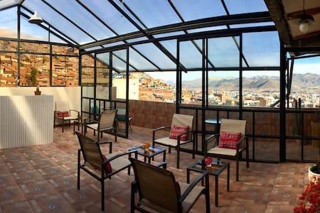 Ven y disfruta de la ciudad en un zona tranquila - Cusco