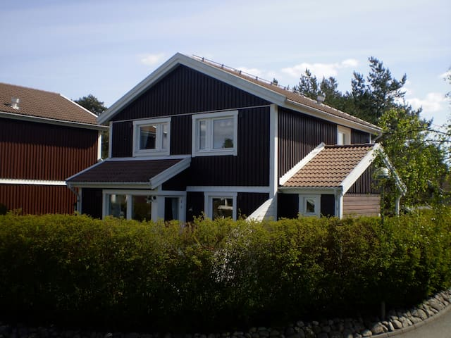Trevligt hus i  Backatorp, Hisingen - โกเธนเบิร์ก - บ้าน