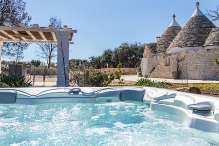 Trulli Suite 2P with Private Jacuzzi