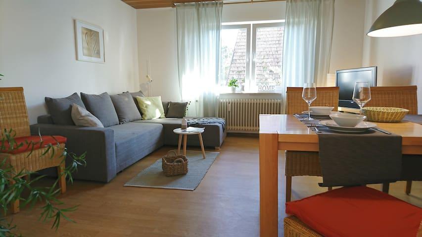 Gemütliche Wohnung am Fuße des Schwarzwaldes