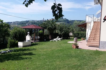 Country Holiday Home. Where no one will find You! - Cellino Attanasio