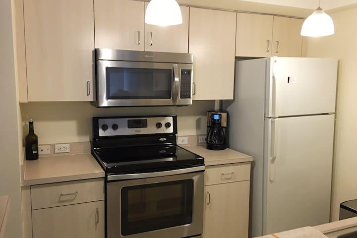 1 BR/ 1 Bath Apartment - Modern & Cozy - เพนโบรก ไพนส์ - อพาร์ทเมนท์