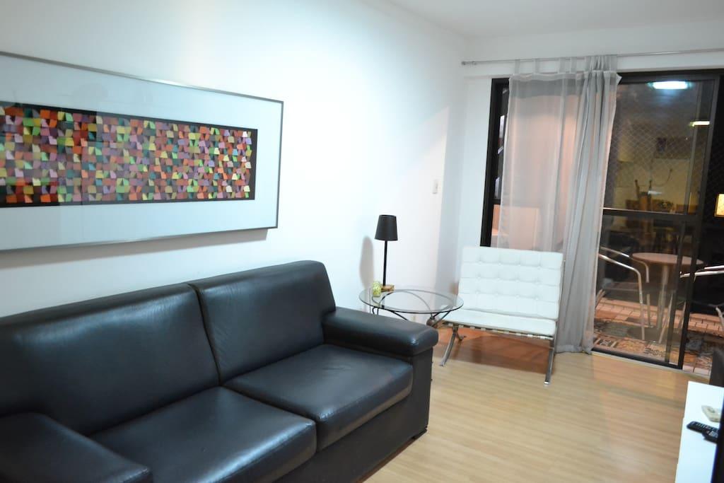 Sala de Estar (Living Room)