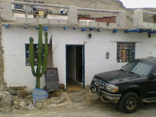 HUANCHACO SURF HOUSE