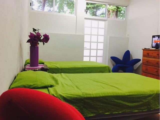Casa Tanicho,  práctica habitación