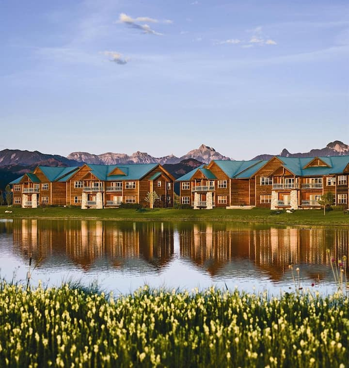Wyndham Pagosa Springs: 2-BR, Sleep 6, Kitchen