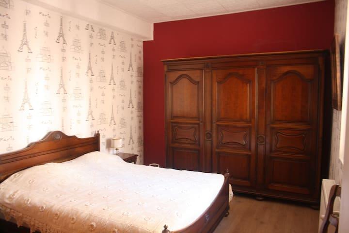 Grande chambre dans maison calme - Nuits-Saint-Georges - House