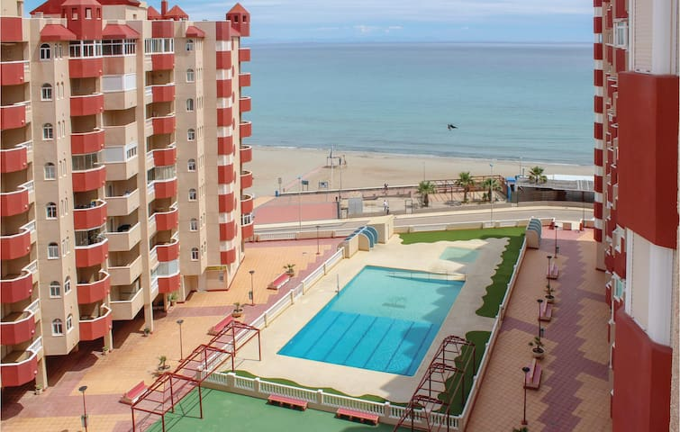 Holiday apartment with 1 bedroom on 70m² in La Manga del Mar Menor