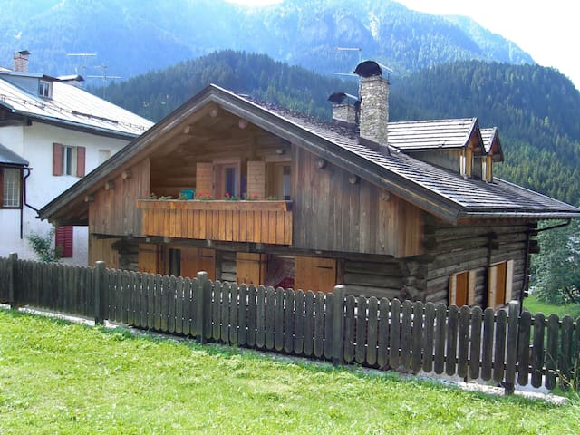 Apartment Casa Lausa for 4 persons