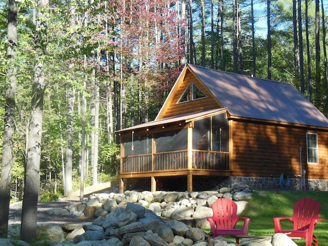 ENJOY SUMMER IN THE ADIRONDACKS - Wells - Stuga