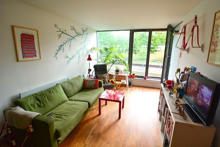 1 Bedroom Quirky Modern Deptford Apartment