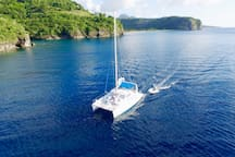 Bateau Mygo Sailing Charters