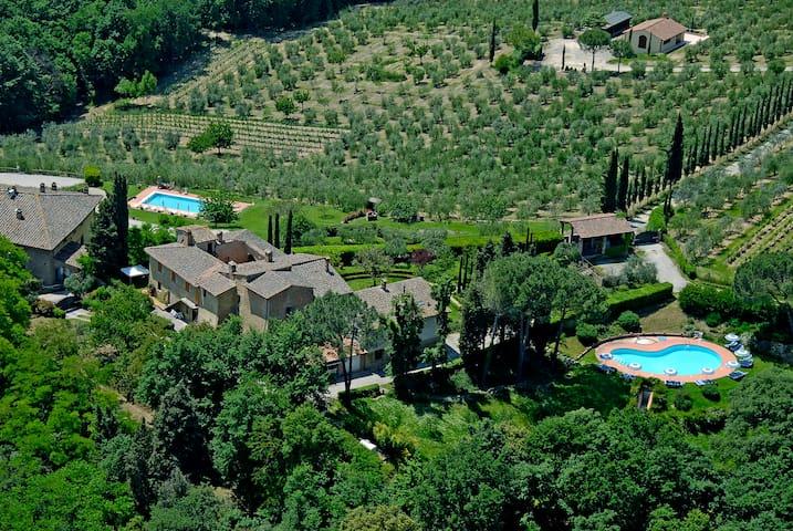 I Ghiri della Ripa - San Gimignano - Villa