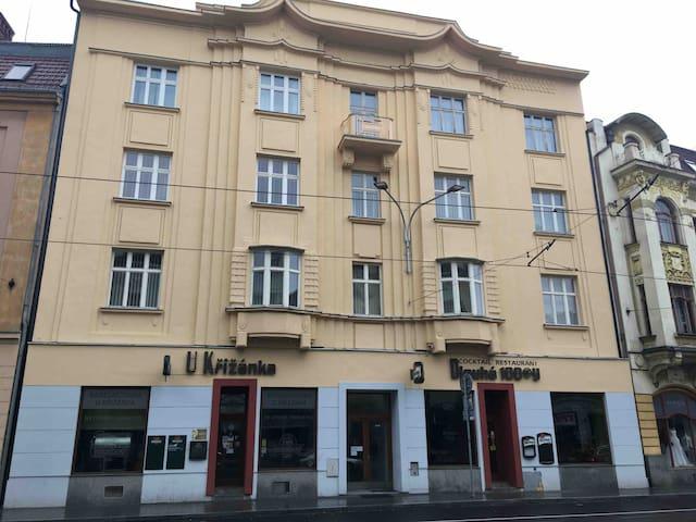 Krásný, útulný byt - Centrum Ostravy (WiFi)